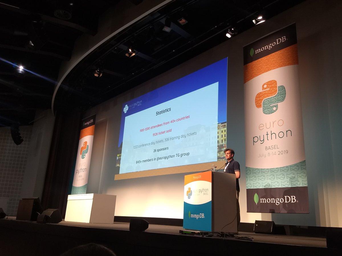 Developer Tips, Talks, and Resources from EuroPython 2019